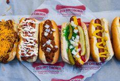 The 21 Best Hot Dog Joints in America (y claro que están los New York System de Olneyville!!)