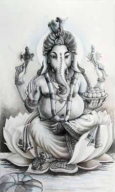 Shri Ganesh!                                                                                                                                                                                 More