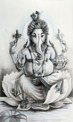 Shri Ganesh!                                                                                                                                                                                 More