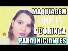 Take a peek into my channel here 👀 TUTORIAL | MAQUIAGEM MUITO MUITO CORINGA E FÁCIL | LADY DAY https://youtube.com/watch?v=QQZ4JfkvFjM