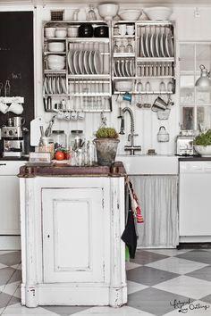 Var dags rum: Johannas helt underbart kreativa hem i Rydboholm!