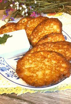Andzia Pichci: Placki ziemniaczane Polish Recipes, Side Dishes, Dinners, Food And Drink, Gucci, Baking, Breakfast, Polish Cuisine, Polish Food Recipes