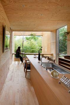 +node, a Japanese house designed by Keisuke Maeda of UID architects