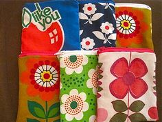 Pomme de Jour Blog: September 2010 - vintage fabric