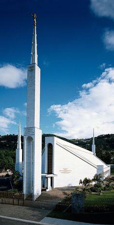 Guatemala City Guatemala Temple of The Church of Jesus Christ of Latter-day Saints. #LDS #Mormon