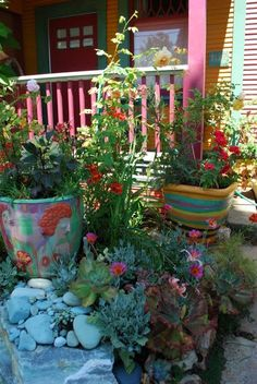 Beau Keela Meadowu0027s Front Porch U0026 Gardens Provide So Much Inspiration
