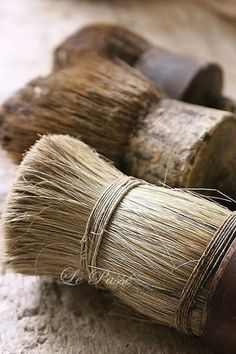 wabi sabi provence at DuckDuckGo Brooms And Brushes, Whisk Broom, Colour Board, Mark Making, Drawing Tools, Wabi Sabi, Paint Brushes, Belle Photo, Fiber Art