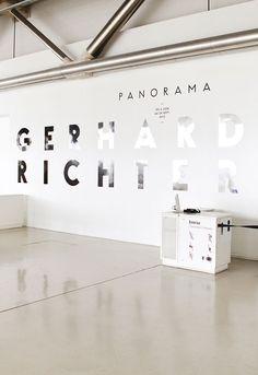 Centre Pompidou-Paris exposition - Gerhard Richter - Les Graphiquants -