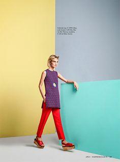 Duchess Dior: Nicola Haffmans for Vogue Netherlands April 2015