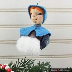 Apple Dolls, Apple Head, Winter Hats, Ornaments, Unique Jewelry, Awesome, Handmade Gifts, Christmas, Vintage