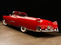 1954 Cadillac Series 62 Convertible Coupe
