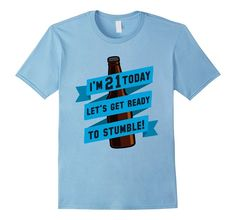 Awesome Night Out Tshirt for your 21st Birthday! #drinking #beer