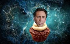 nicolas cage's face on things - Google Search