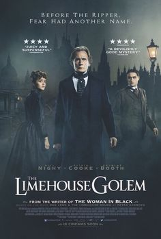 Return to the main poster page for The Limehouse Golem (#1 of 2)