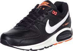 Nike Air Max Command LTR chaussures noir Vente Outlet