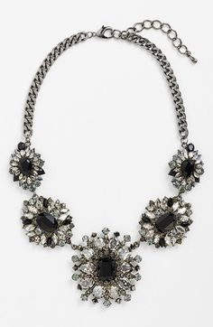 Tasha Crystal Statement Necklace on shopstyle.com