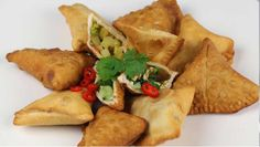 Samosa's - recept | 24Kitchen