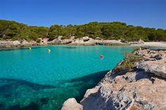Cala Turqueta, Minorque (îles Baléares - Espagne)
