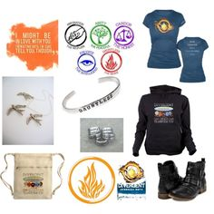 """Divergent"" by nutso123 on Polyvore"