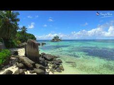 Fairyland Beach - Beaches of the Seychelles Seychelles, Beach Relax, Fairy Land, Video Photography, Beaches, Water, Youtube, Outdoor, Gripe Water