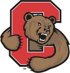 Big Red, Cornell University (Ithaca, New York) Div I, Conf: Ivy League University Logo, Cornell University, Red Color Hex, Red Colour Palette, Red Sofa, Ivy League, Logo Color, Sports Logos, Hockey Logos