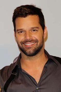 Ricky Martin on Glee