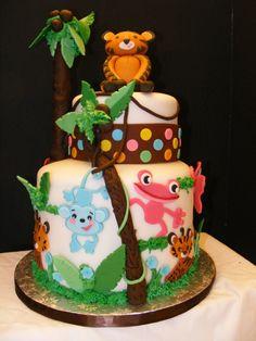Fisher Price Cake