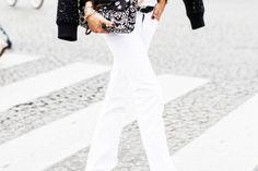 Jeans branco que não suja é desenvolvido no Brasil