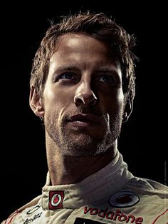 Jenson Button, McLaren Formula 1  2009 World Champion