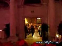 Here is a great alternative to throwing rice at your wedding exit. Look at the beautiful display of red rose pedals filling the air as the bride and groom ex. Diy Wedding Dj, Wedding Exits, Wedding Reception, Baltimore Wedding, Baltimore Maryland, Party Poppers, Sparklers, Red Roses, Groom