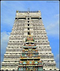 Annamalaiyar Temple, Thiruvannamalai, Tamil Nadu, India