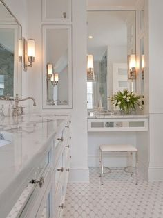 Traditional Bathroom 25 traditional bathroom design ideas | white master bathroom