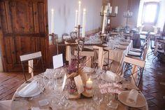 Evento organizado por Salones Boyma en un lugar mágico como El Castillo de Belmonte Mobiliario de forja de www.fustaiferro.com   #cuandonaceunsueño #eventos #hosteleria #boda #fustaiferro
