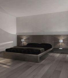 ♂ Minimalist design bedroom