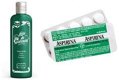 Vamos lá... - Aprenda a preparar essa maravilhosa receita de Leite de Côlonia + Aspirina = Seca Espinhas,Tira Manchas e Acaba Com Cravos