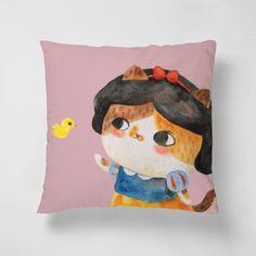 白雪花 - Pillows - 拉查花   62Icon
