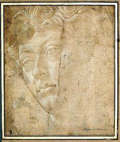 Sandro Botticelli: Head of an Angel | Flickr - Photo Sharing!