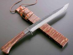 Japanese-style knife