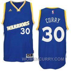 2016-17 Season Golden State Warriors  30 Run TMC Royal Crossover Alternate  Swingman Jersey-Stephen Curry Xmas Deals fe3405c415bb