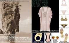 APSARA TRAVEL TALK ¦ Designer Beachwear_Style Scoop by vacation vibe... The Forecast: Hot in Phuket!