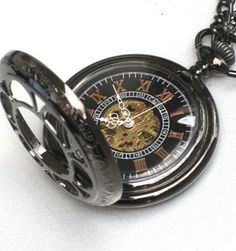 Love any kind of pocket watch - especially steam punk or vintage.