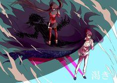 Danganronpa maki y kaito New Danganronpa V3, Super Danganronpa, Danganronpa Characters, Crime, Fanart, Nagito Komaeda, Art Memes, Madoka Magica, Kaito