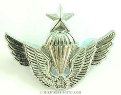 Parachute wing-South Korea(Army master)