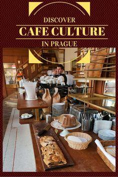 A tour of Prague through its historical cafes