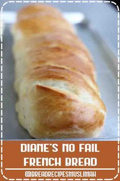 Lower Excess Fat Rooster Recipes That Basically Prime Diane's No Fail French Bread A Bountiful Kitchen Low Calorie Recipes, Keto Recipes, Cooking Recipes, Skillet Recipes, Healthy Recipes, Bacon Recipes, Diabetic Recipes, Bread Recipes, Easy Dinner Recipes