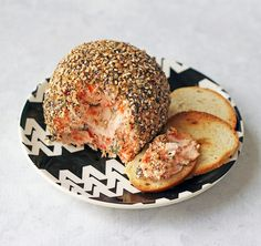 Bagel and Lox Cheese Ball