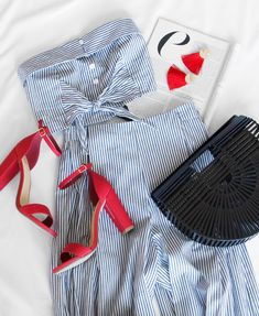 Charlotte Stripe Set #lovepriceless