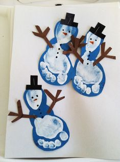 Winter manual activity - 7 ideas suitable for kindergarten kids # ear .- Winter manual activity – 7 ideas suitable for kindergarten wolves Preschool Christmas, Toddler Christmas, Christmas Activities, Craft Activities, Kids Christmas, Activity Ideas, Daycare Crafts, Baby Crafts, Toddler Crafts