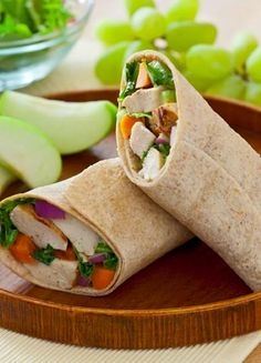 Easy Grilling Recipe and how to: Spicy Ranch Grilled Chicken Salad Wrap. This is an easy grilling recipe with chicken and poultry to grill Wrap Recipes, Spicy Recipes, Grilling Recipes, Cooking Recipes, Healthy Recipes, Healthy Habits, Chicken Recipes, Post Workout Food, Workout Meals