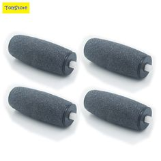 Replacement roller heads for scholl velvet smooth amope express pedi skinRemover #Amope